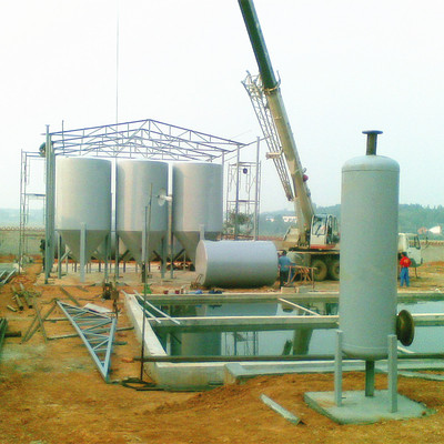 Waste oil recycling equipment without pollution